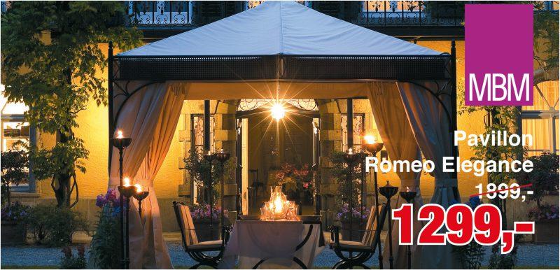 Pavillon Romeo Elegance