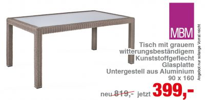 gruppe rondo mbm gartenm bel lagerverkauf. Black Bedroom Furniture Sets. Home Design Ideas