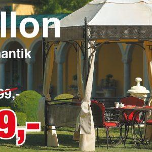 Pavillon Romeo romantik