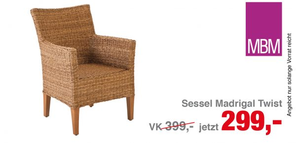 Sessel Madrigal