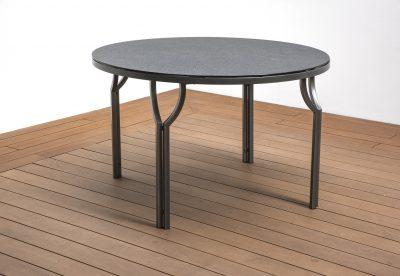 Garten Tisch Viva, Superstone rund
